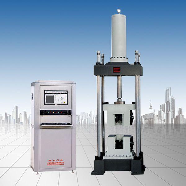 WAW-2000/2000KN单空间电液伺服万能试验机
