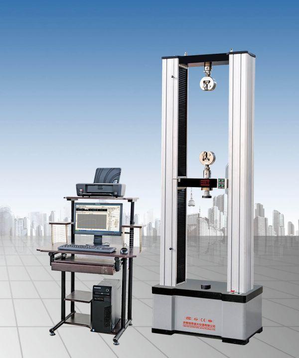制冷铜管抗拉强度试验机