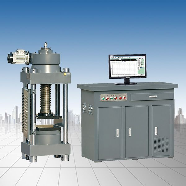混凝土压力试验机全自动压力试验机